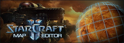 sc2 map editor Starcraft 2 Information