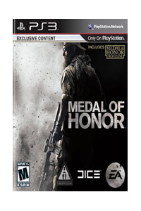 medalofhonor ps3 frame Most Wanted PS3 Games 2010