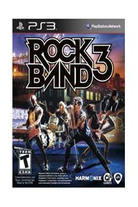 rockband3 ps3 frame Most Wanted PS3 Games 2010