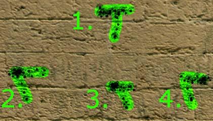 m4a1 spray patterns