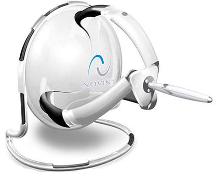 novint falcon 3D mouse