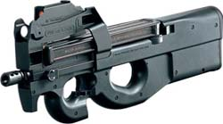 p90 counter-strike source weapon overview