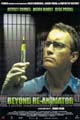 One Sheet for Beyond Re-Animator