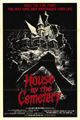 One Sheet for House by the Cemetery