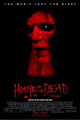 One Sheet for House of the Dead