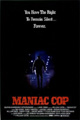 One Sheet for Maniac Cop