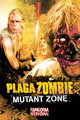 One Sheet for Plaga Zombie Mutant Zone
