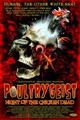 One Sheet for Poultrygeist Night of the Chicken Dead