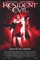 One Sheet for Resident Evil