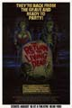 One Sheet for Return of the Living Dead