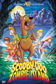 One Sheet for Scooby Doo On Zombie Island