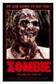 One Sheet for Zombi 2