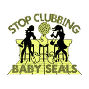 Stop Clubbing Baby Seals Spray