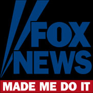 Fox News Made Me do it Spray