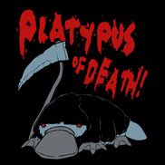 Platypus of Death Spray