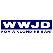 WWJD For a Klondike Bar Spray