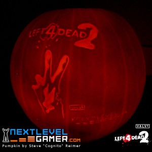 Left 4 Dead 2 Pumpkin