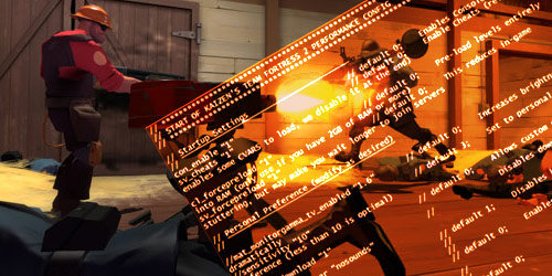 Team Fortress 2 Performance Config – Team Fortress 2 Tweaks