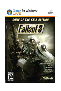 Buy Fallout 3: Game of the Year Edition Now