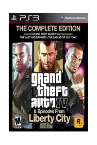 Buy Grand Theft Auto 4: Complete Edition Now