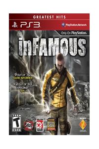 Buy Infamous Now