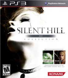 Silent Hill HD Collection PS3 Box Art